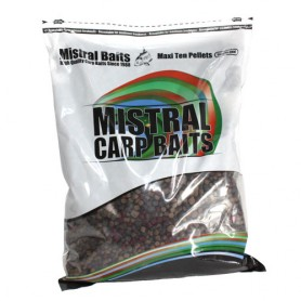 Mistral Baits Maxi Ten Pellets 5kg (4/8mm)