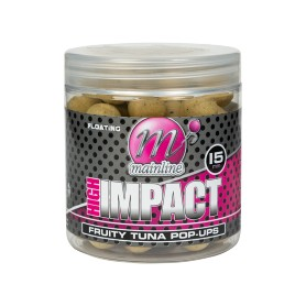 Mainline High Impact Pop-Ups 15mm Fruity Tuna