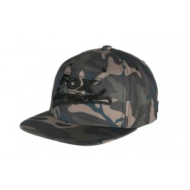 Casquette Fox Camo College Snap Back