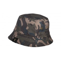 Bob Fox Réversible Bucket Hat Khaki / Camo