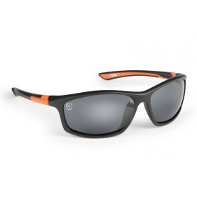 Lunettes Polarisantes Fox Black & Orange