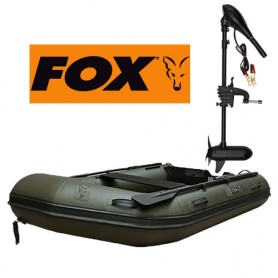 Pack Fox Boat 240 Plancher Lattes & Fox 45lbs Blade Prop