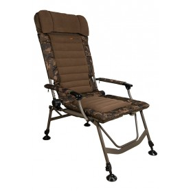 Level Chair Fox Super Deluxe Recliner Highback Chair