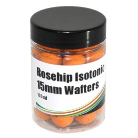 Mistral Baits Rosehip Isotonic Wafters 15mm