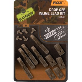 Kit DE Montage Fox Edges Camo Inline Lead Drop OFF Kits