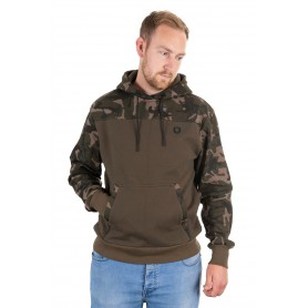 Sweat Fox Khaki & Camo Hoody