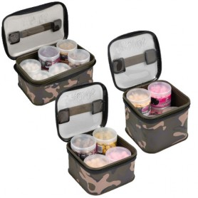 Pack Fox Aquos Camolite Bait Storage