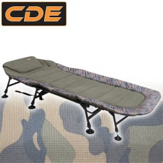 Bedchair APEX Camou CDE S1 8 Pieds