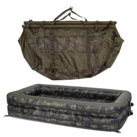 Pack No Kill Fox Carpmaster Air Mat & STR
