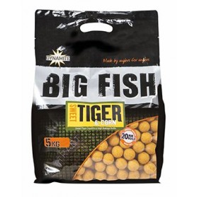 Bouillettes Dynamite Baits Sweet Tiger & Corn 5kg
