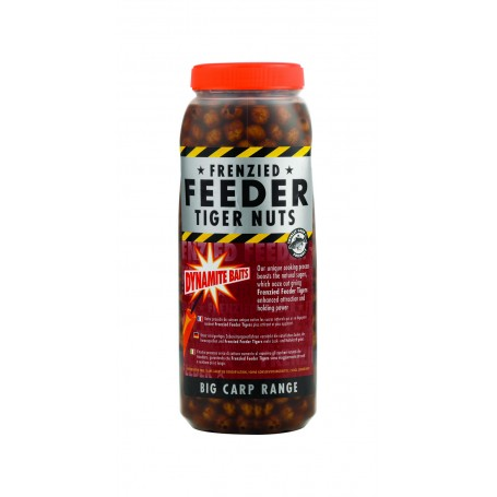 Graines Dynamite Baits Frenzied Tiger Nuts 2.5l