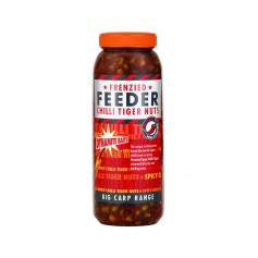 Graines Dynamite Baits Frenzied Feeder Chili Tiger Nuts 2.5l