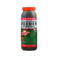 Graines Dynamite Baits Frenzied FeederChili Hempseed 2.5l