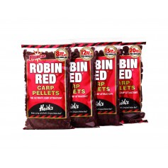 Dynamite Baits Robin Red Pellets Pre-Drilled 900g