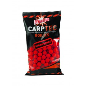 Bouillettes Carp Tec Dynamite Baits Strawberry 20mm 1kg