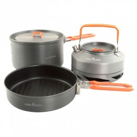 3pc Medium Cookware Set Fox