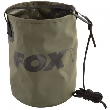 Seau Souple Fox Collapsible Water Bucket