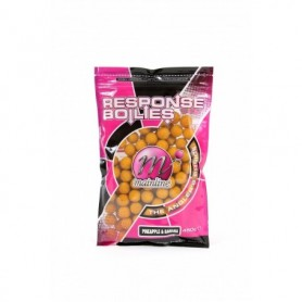 Bouillettes Mainline Response Pineapple & Banana 450g 15mm