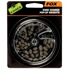 Plomb Fox Edges Distributeur Kwick Change Pop Up Weights
