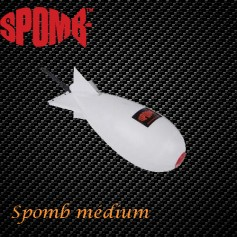 Bait Rocket Spomb Blanc Medium