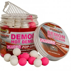 Pop Ups Starbaits Performance Concept Hot Demon Fluo 14mm