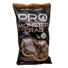 Bouillettes Starbaits Probiotic Monster Crab 20mm 1kg