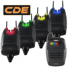CDE Receiver + 4 Bite alarms F5X
