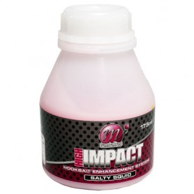 Mainline High Impact Booster Salty Squid 175ml