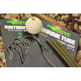 Gaine Thermo Rétractable Korda 1.6mm (par 8)