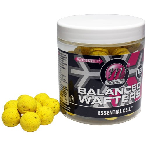 12 x 15mm BOILIES ESSENTIAL CELL or CELL MAINLINE DEDICATED POP UPS