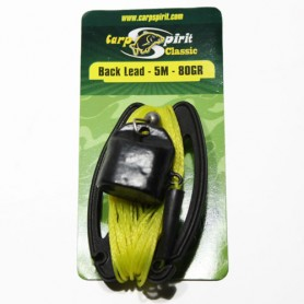 Back Lead Carp Spirit 5m 80gr