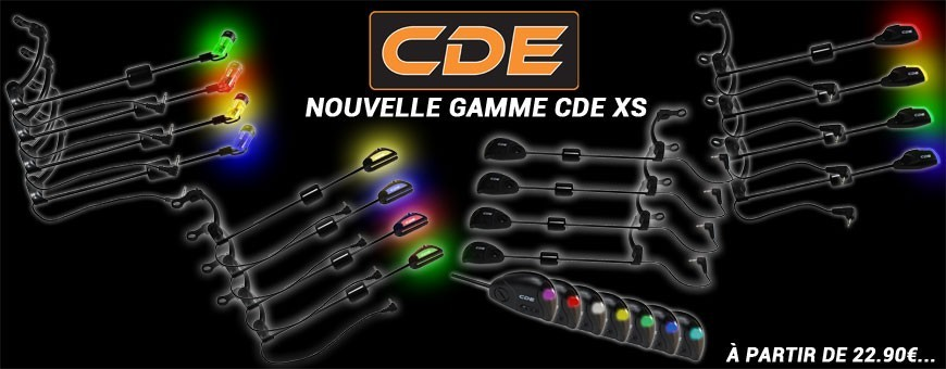 Nouvelle Gamme CDE XS